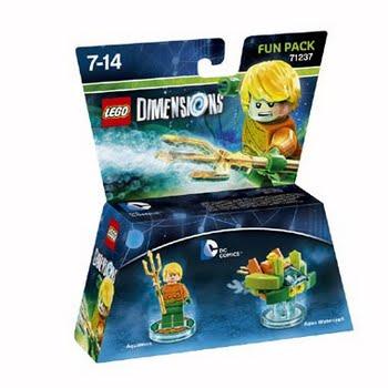 LEGO Dimensions Aquaman Fun Pack 71237