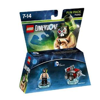 LEGO Dimensions Bane Fun Pack 71234