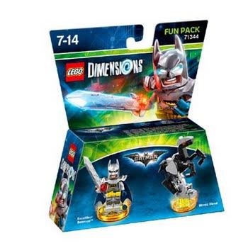 LEGO Dimensions Batman Movie Fun Pack 71344