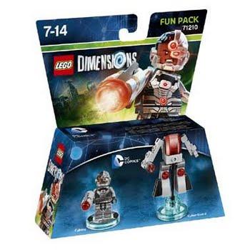 LEGO Dimensions Cyborg Fun Pack