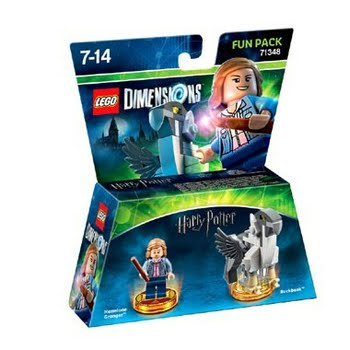 LEGO Dimensions Harry Potter Fun Pack 71348
