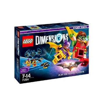 LEGO Dimensions Story Pack Batman Movie 71264