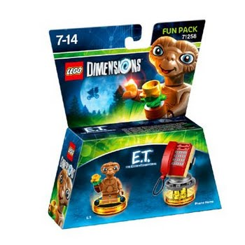 LEGO Dimensions The E.T. Fun Pack 71258
