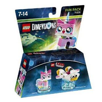 LEGO Dimensions Unikitty Fun Pack