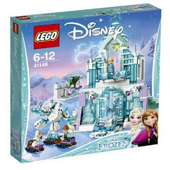 LEGO Disney Princess Elsa's magische ijspaleis 41148