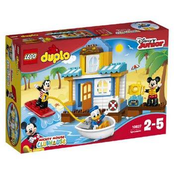 LEGO Duplo Disney Mickey & Friends strandhuis 10827