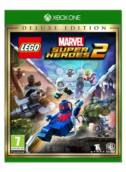LEGO Marvel Super Heroes 2 (Deluxe Edition) (Xbox One)
