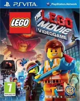 LEGO Movie the Videogame (PS Vita)