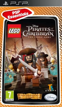 LEGO Pirates of the Caribbean (essentials) (Sony PSP)