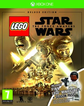 Lego Star Wars: The Force Awakens Deluxe Limited Edition (+ Lego Minifigure en Season Pass) (Xbox One)