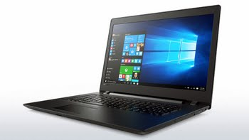 "Lenovo IdeaPad 110-17ACL 2.2GHz A8-7410 17.3"" 1600 x 900Pixels Zwart Notebook"