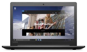 "Lenovo IdeaPad 310 15 2GHz i3-6006U 15.6"" 1920 x 1080Pixels Zwart, Zilver Notebook"