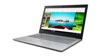 "Lenovo IdeaPad 320 2.70GHz i7-7500U 15.6"" 1920 x 1080Pixels Grijs, Platina Notebook"