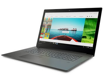 "Lenovo IdeaPad 320 3GHz A9-9420 17.3"" 1600 x 900Pixels Zwart Notebook"