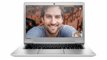 "Lenovo IdeaPad 510S-14IKB 2.50GHz i5-7200U 14"" 1920 x 1080Pixels Zilver Notebook"