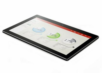 Lenovo TAB 3 10 Business 32GB 4G Zwart