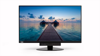 "Lenovo ThinkCentre Tiny-in-One 24 23.8"" Full HD IPS Mat Zwart"