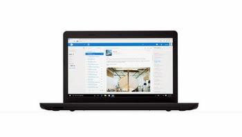 "Lenovo ThinkPad E570 2.00GHz i3-6006U 15.6"" 1366 x 768Pixels Zwart, Zilver Notebook"