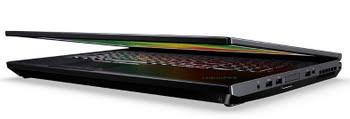 "Lenovo ThinkPad P71 2.8GHz i7-7700HQ 17.3"" 1920 x 1080Pixels Zwart Mobiel werkstation"