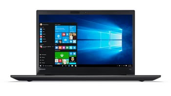 "Lenovo ThinkPad T570 2.70GHz i7-7500U 15.6"" 1920 x 1080Pixels Zwart Notebook"