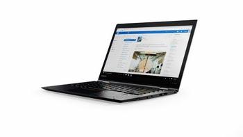 """Lenovo ThinkPad X1 Yoga 2.50GHz i5-7200U 14"""" 2560 x 1440Pixels Touchscreen 3G 4G Zwart Hybride (2-in-1)"""