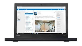 """Lenovo ThinkPad X270 2.70GHz i7-7500U 12.5"""" 1920 x 1080Pixels 4G Zwart Notebook"""