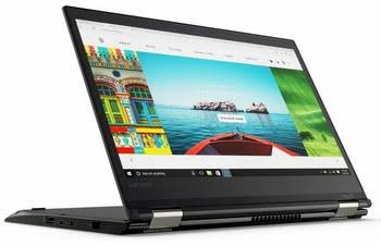 """Lenovo ThinkPad Yoga 370 2.50GHz i5-7200U 13.3"""" 1920 x 1080Pixels Touchscreen Zwart Hybride (2-in-1)"""