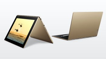 "Lenovo YOGA Book 1.44GHz x5-Z8550 10.1"" 1920 x 1200Pixels Touchscreen Goud"