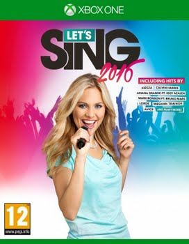 Lets Sing 2016 (Xbox One)
