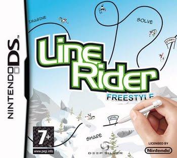 Line Rider Freestyle (Nintendo DS)