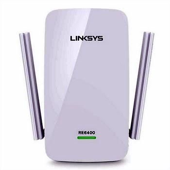 Linksys AC1200 300Mbit/s Wit WLAN toegangspunt