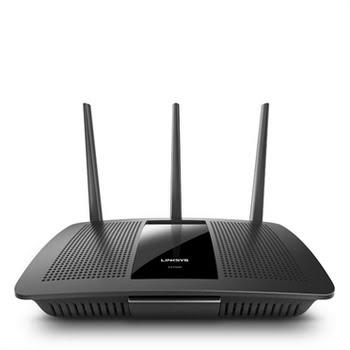 Linksys AC1900 Dual-band (2.4 GHz / 5 GHz) Gigabit Ethernet Zwart draadloze router