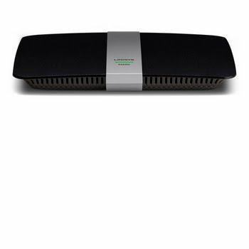 Linksys EA6350 Dual-band (2.4 GHz / 5 GHz) Gigabit Ethernet Zwart draadloze router
