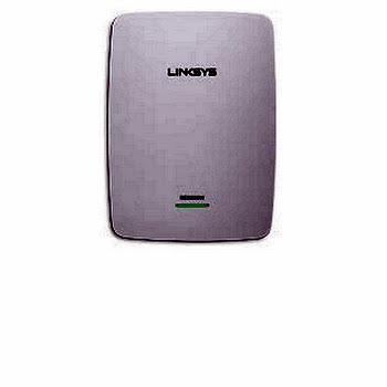 Linksys RE3000W Intern 300Mbit/s Wit WLAN toegangspunt