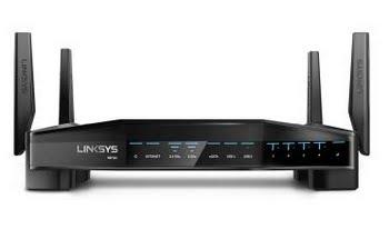 Linksys WRT32X Dual-band (2.4 GHz / 5 GHz) Gigabit Ethernet Zwart draadloze router