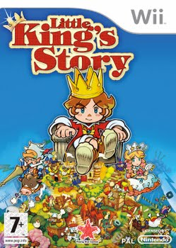 Little King's Story (Nintendo Wii)