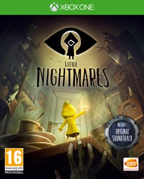 Little Nightmares (Day One Edition) (+Pre-order DLC) (Xbox One)