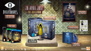 Little Nightmares (Six Edition) (+Pre-order DLC) (Xbox One)