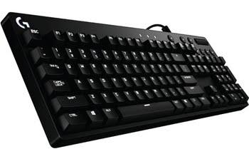 Logitech G610 Orion USB QWERTY US International Zwart toetsenbord