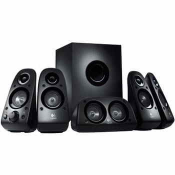 Logitech Z506 Surround Sound Speakersysteem