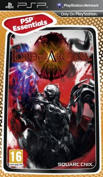 Lord of Arcana (essentials) (Sony PSP)