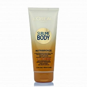 Loreal Paris Body Expertise Nutribronze Licht 250ml