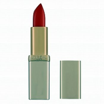 Loreal Paris Color Riche lipstick 163 Orange Maroque