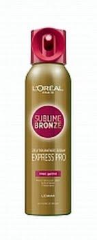 Loreal Paris Dermo Expertise Sublime Bronze Automatic Spray 125ml