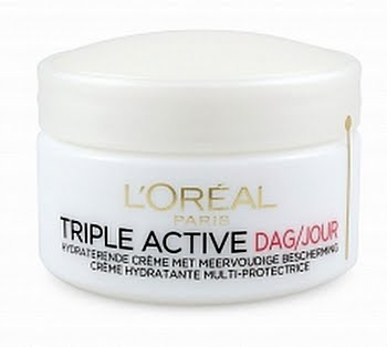Loreal Paris Dermo Expertise Triple Active Dagcreme Droge Huid 50ml
