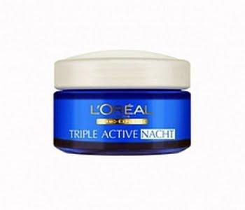 Loreal Paris Dermo Expertise Triple Active Nachtcreme 50ml