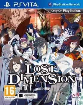 Lost Dimension (PS Vita)