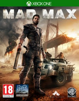 Mad Max (Day 1 Edition) (Xbox One)