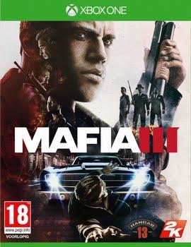 Mafia 3 (+ Family Kick-Back DLC) (Xbox One)