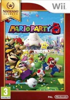 Mario Party 8 (Nintendo Selects) (Nintendo Wii)